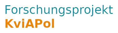 Forschungsprojekt KviAPol